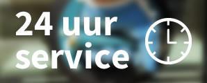 24-uurs service